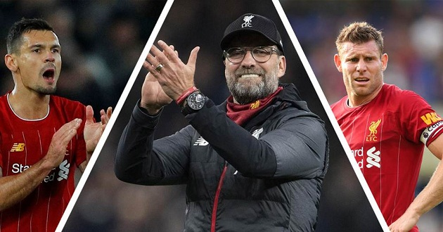 Jurgen Klopp names 7 Liverpool players who could become coaches in the future - Bóng Đá