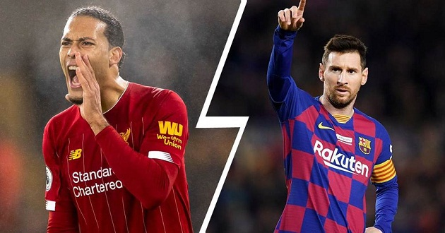 Ex-Red Collymore compares Van Dijk's importance for Liverpool to Lionel Messi's influence - Bóng Đá