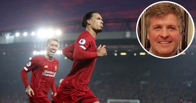 Legendary Jan Molby praises Liverpool of today: 'You're beaten before the first whistle blows' - Bóng Đá