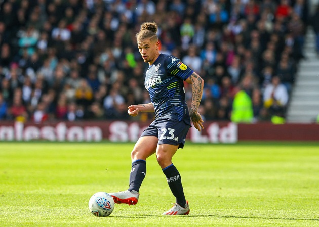 Report: Spurs could move for Leeds player Kalvin Phillips if they fail to secure promotion - Bóng Đá