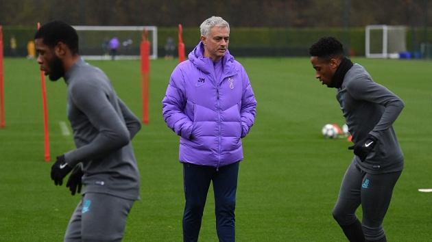 Harry Winks opens up on life at Tottenham under Jose Mourinho so far - Bóng Đá