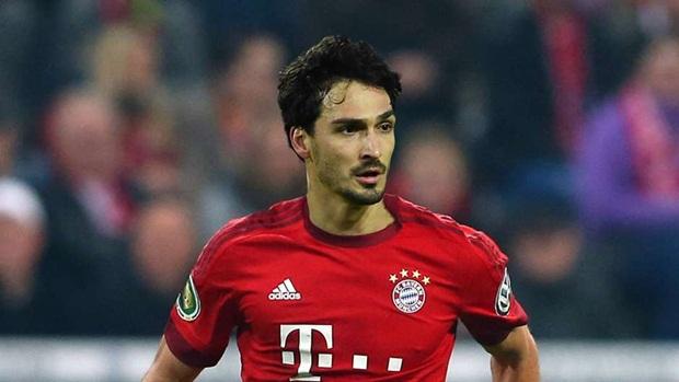 Mats Hummels | Từ Borussia Dortmund chuyển sang Bayern Munich | 38 triệu euro.  Ảnh: Internet.