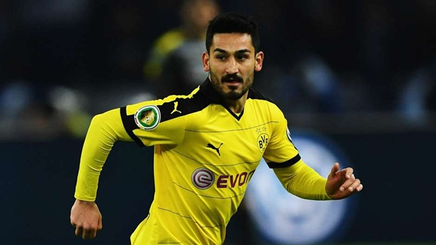 Ilkay Gundogan | Từ Borussia Dortmund chuyển sang Manchester City | 28 triệu euro. Ảnh: Internet.