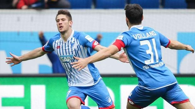 Andrej Kramaric | Từ Leicester City chuyển sang Hoffenheim | 10 triệu euro. Ảnh: Internet.