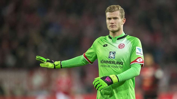 Loris Karius | Từ Mainz chuyển Liverpool | 6,2 triệu euro. Ảnh: Internet.