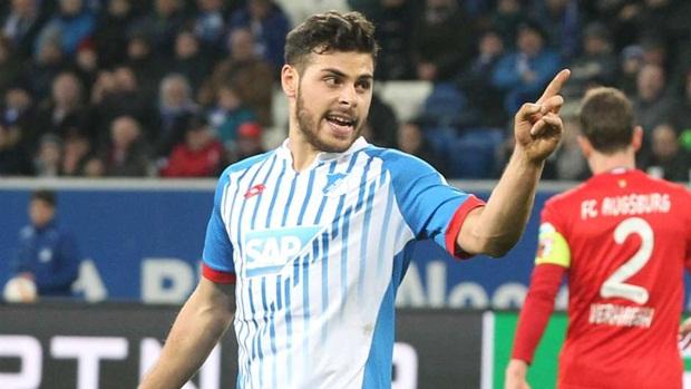 Kevin Volland | Từ Hoffenheim chuyển sang Bayer Leverkusen | 20 triệu euro. Ảnh: Internet.
