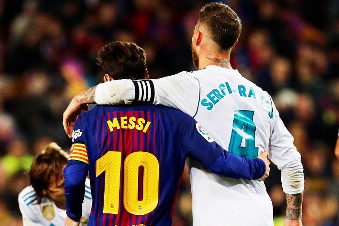 Ramos, Messi