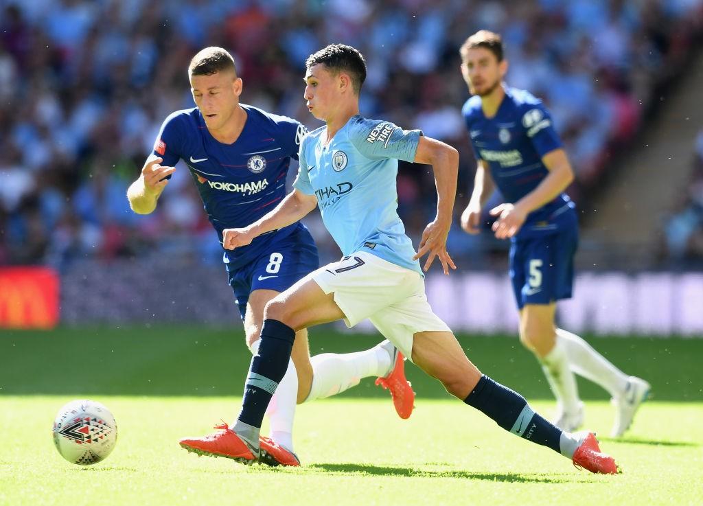 5 cầu thủ U20 đáng xem nhất Ngoại hạng Anh 2018/2019 - Bóng Đá