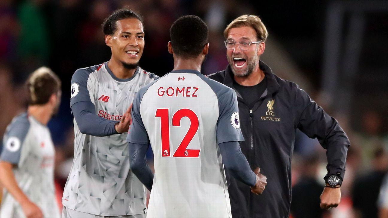 5 lý do khiến Liverpool có thể soán ngôi Manchester City ở Premier League mùa này - Bóng Đá