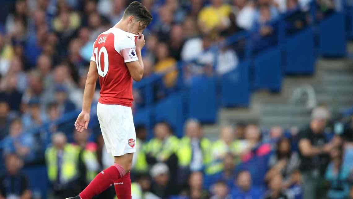 Mesut Ozil có thực sự quan trọng với Arsenal của Emery? - Bóng Đá