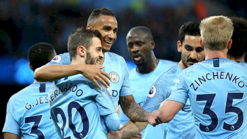 Manchester City nên tập trung tối đa vào đấu trường Champions League - Bóng Đá