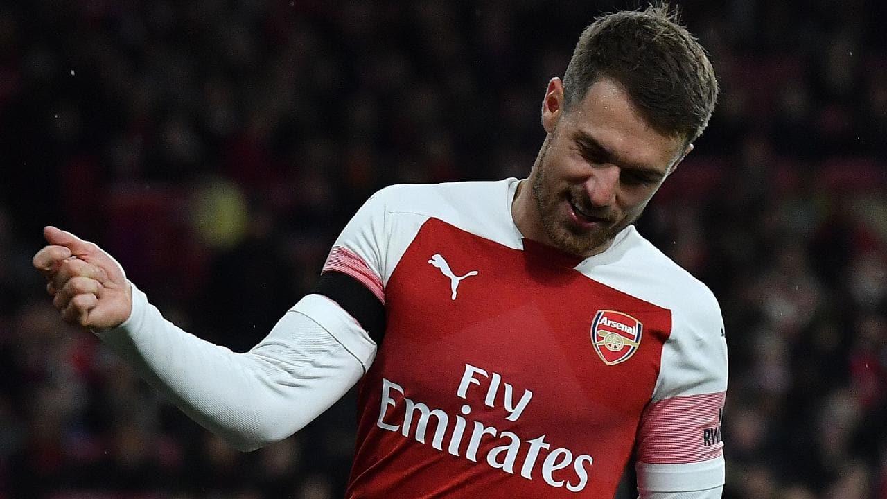 Manchester United và Liverpool có đối thủ mới trong thương vụ Aaron Ramsey - Bóng Đá