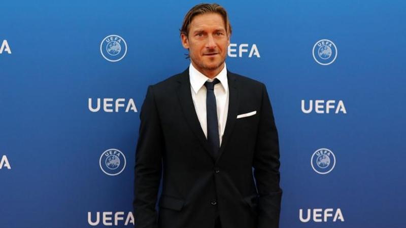 Totti nói về AS Roma - Bóng Đá