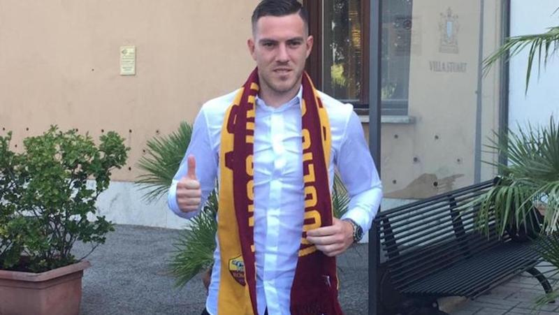 Jordan Veretout về AS Roma - Bóng Đá