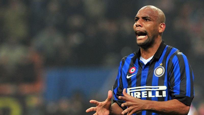 Maicon Douglas, ngôi sao tại Inter Milan và người thừa của Man City - Bóng Đá