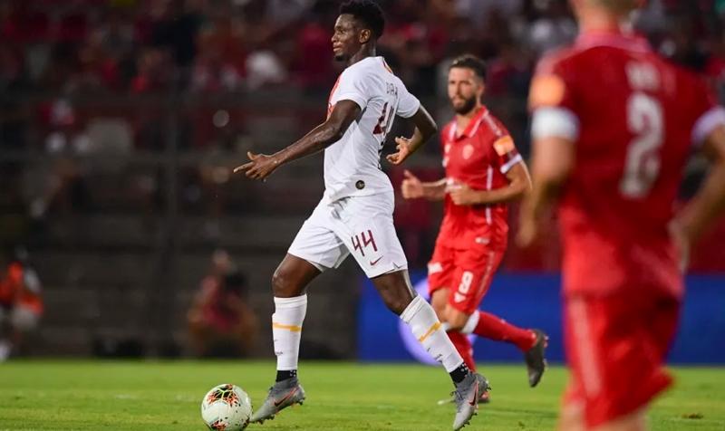 Ảnh trận AS Roma - Perugia - Bóng Đá