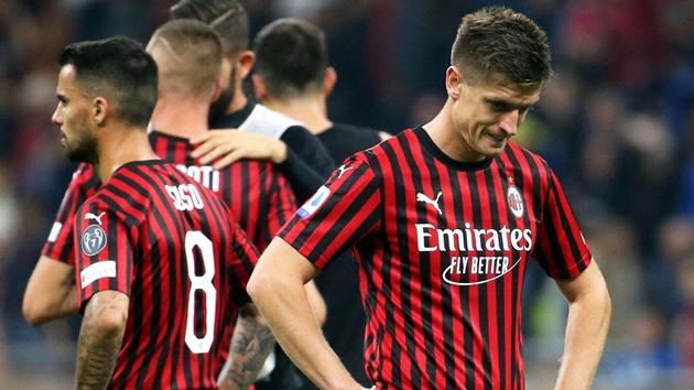 AC Milan: Và giờ anh biết chuyện tình mình chẳng còn gì  - Bóng Đá