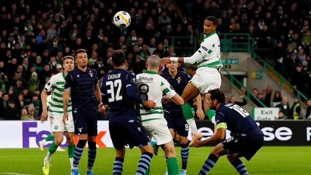 Tin trận Cetic 2-1 Lazio - Bóng Đá