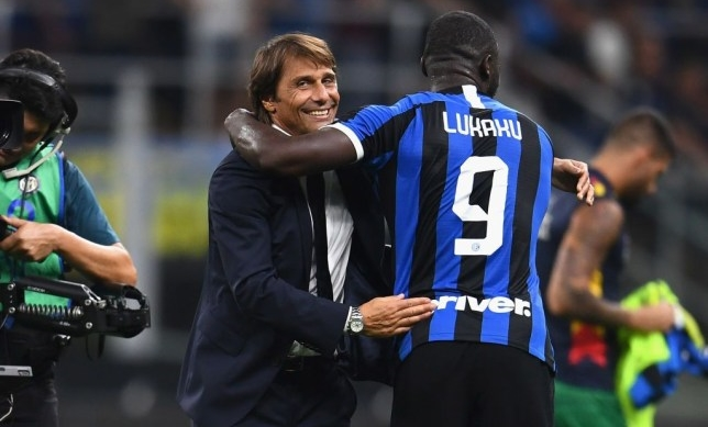 Nhìn lại 6 bàn thắng của Lukaku tại Inter Milan - Bóng Đá