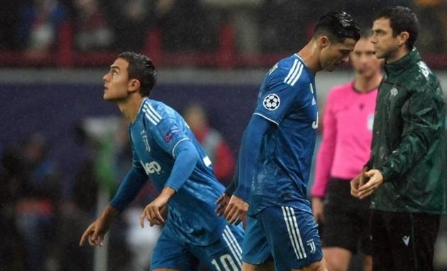 Del Piero trách Ronaldo vì thái độ sau khi bị thay ra - Bóng Đá