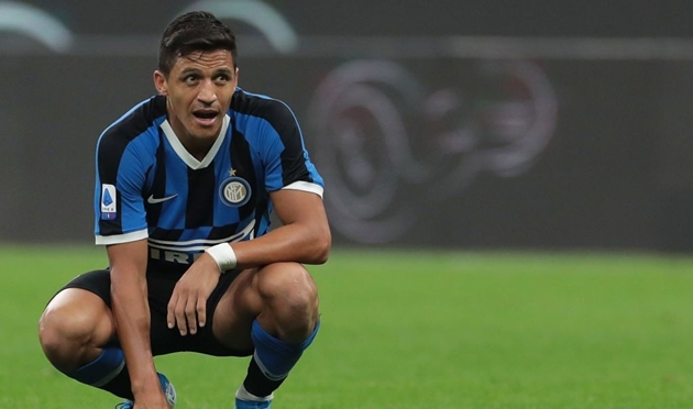 Alexis Sanchez tái xuất ở trận gặp Napoli - Bóng Đá