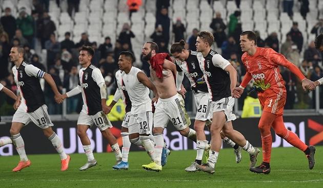 Atalanta – Juventus: Run rẩy trước