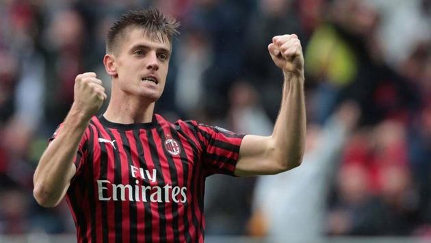 AC Milan bán Piatek với giá 25 triệu euro - Bóng Đá