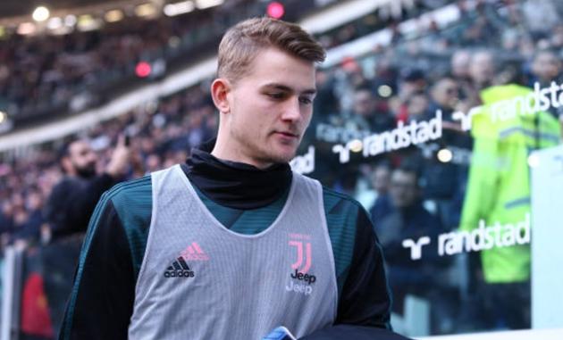 De Ligt trở lại Ajax Amsterdam - Bóng Đá