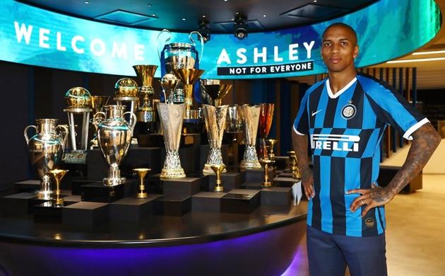Có Ashley Young và Victor Moses, Inter Milan sẽ thay đổi ra sao? - Bóng Đá