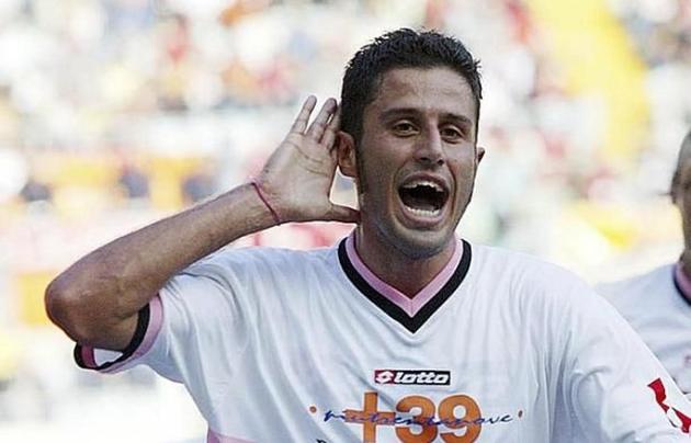 10 cầu thủ nổi tiếng từng khoác áo Palermo: