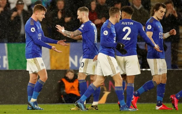 'Champions League football' - Sven-Goran Eriksson's message after emphatic Leicester City win - Bóng Đá