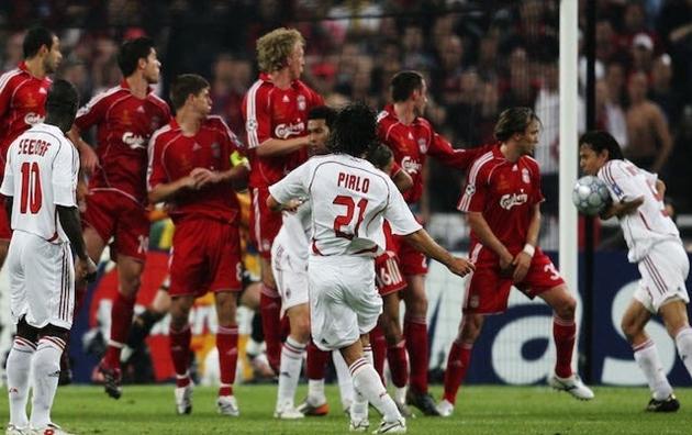 10 cầu thủ từng khoác áo AC Milan và Liverpool - Bóng Đá