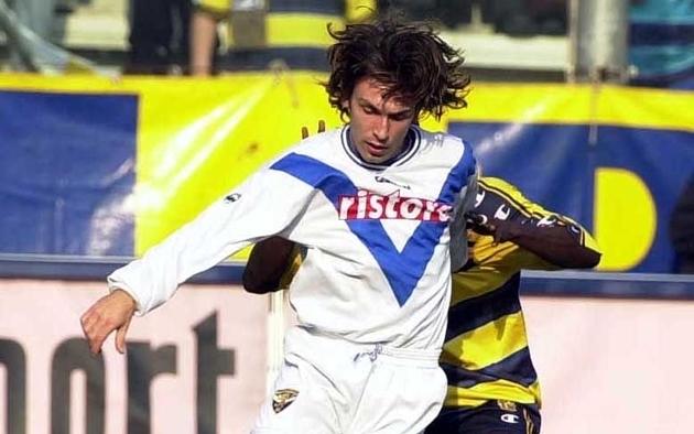 10 ngôi sao từng khoác áo Brescia - Bóng Đá