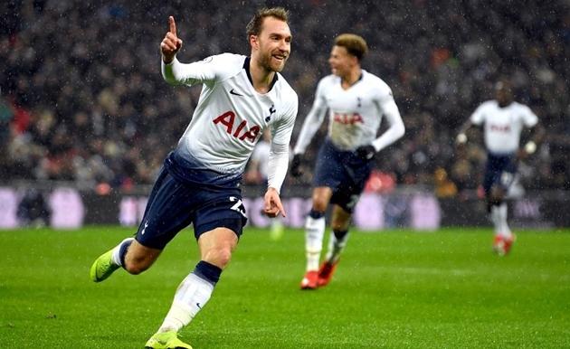 11 cầu thủ ghi nhiều bàn thắng nhất cho Tottenham tại cúp châu Âu: Số 1 không thể khác - Bóng Đá