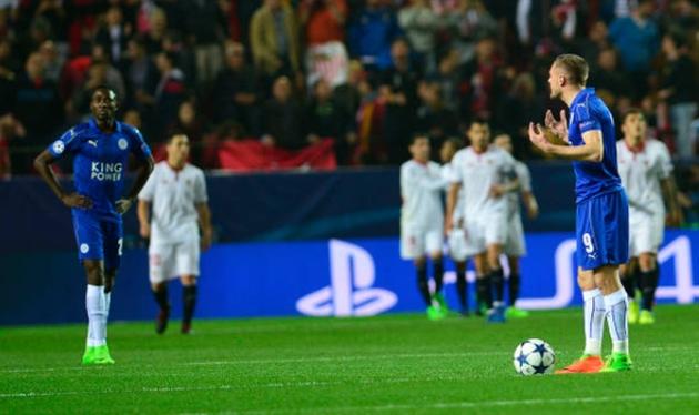 Đội hình Leicester City trong trận đấu cuối cùng của