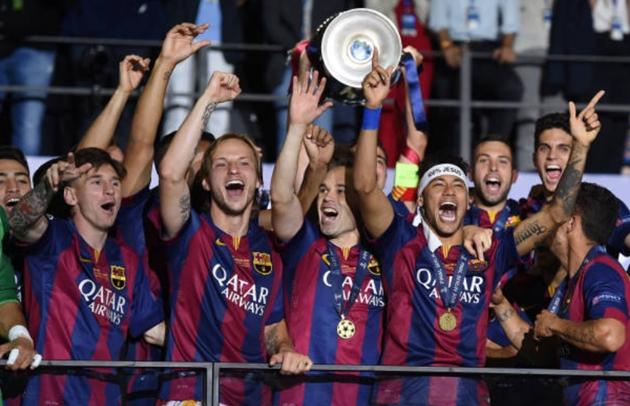 7 tân binh của Barca trong mùa hè năm 2014 - Bóng Đá