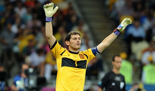 10 cầu thủ có số lần khoác áo ĐT Tây Ban Nha nhiều nhất - Bóng Đá