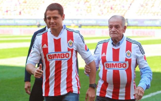 Mexico great Tomas Balcazar, grandfather of Javier Hernandez, dies - Bóng Đá