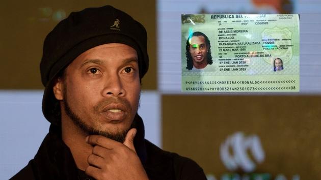 Ex-Barcelona, Brazil superstar Ronaldinho: Going to jail a tough blow - Bóng Đá