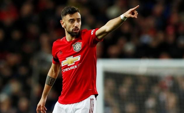 Ander Herrera rates Manchester United signing Bruno Fernandes - Bóng Đá