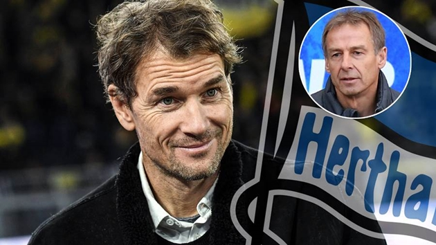 Hertha Berlin replace Jurgen Klinsmann with Jens Lehmann on board - Bóng Đá