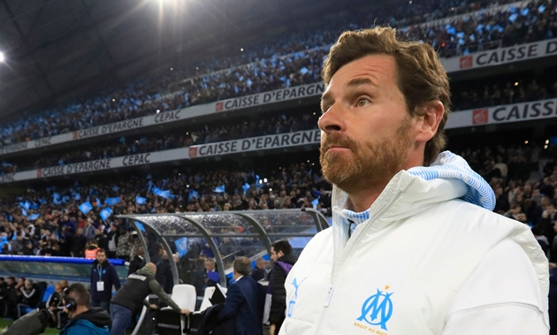 Andre Villas-Boas set to leave Marseille after one year in charge - sources - Bóng Đá