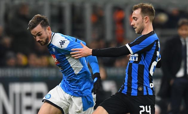 Napoli muốn gia hạn hợp đồng với Fabian Ruiz - Bóng Đá