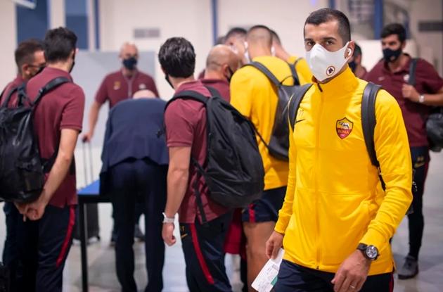AS Roma hành quân đến Milan - Bóng Đá