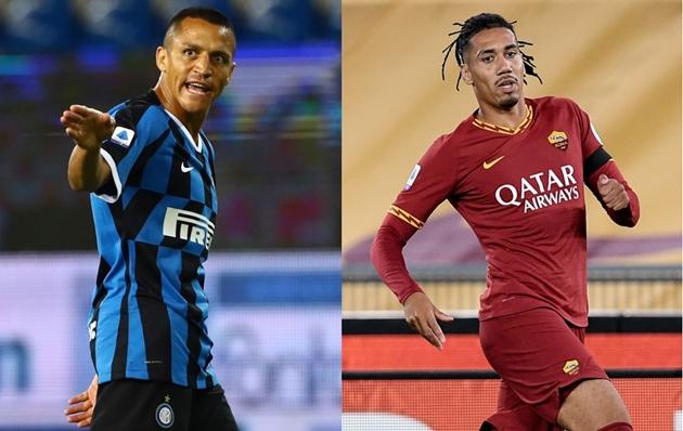CHÍNH THỨC: Sợ Inter và Roma, Man Utd chốt tương lai Smalling, Sanchez - Bóng Đá