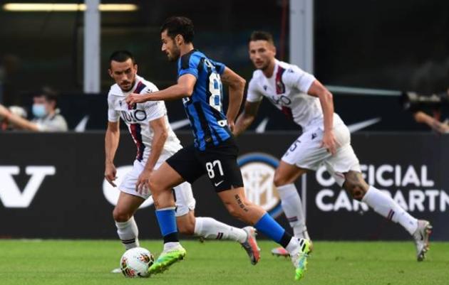 Ảnh trận Inter - Bologna - Bóng Đá