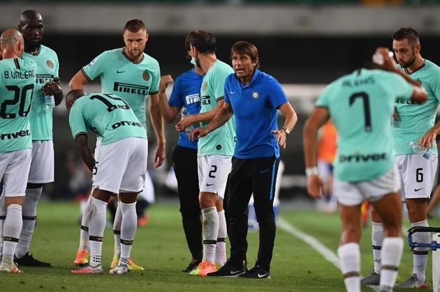 Conte để ngỏ khả năng rời Inter Milan - Bóng Đá