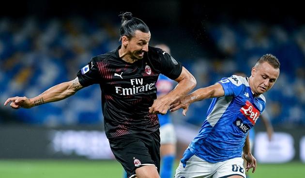Ibrahimovic cạn lời với sai lầm của Gianluigi Donnarumma - Bóng Đá