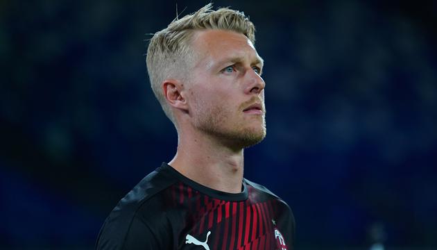 CHÍNH THỨC: AC Milan mua đứt Simon Kjaer - Bóng Đá