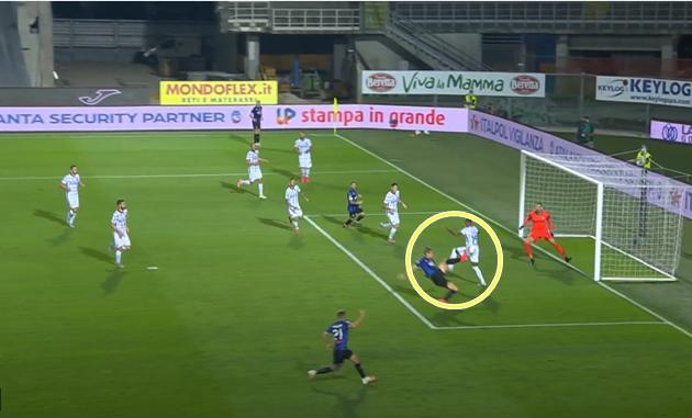 Ảnh trận Atalanta - Inter Milan - Bóng Đá
